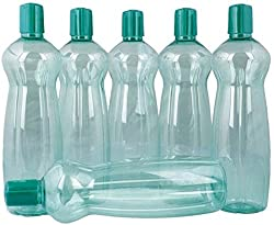 Milton 201502 PET BOTTLE 1000 ML (Set of 6)(Pacific Green)