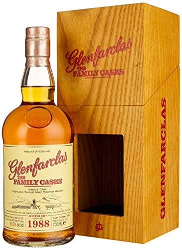 Glenfarclas 1988 Cask No. 6986 + GB Whisky (1 x 700 ml)