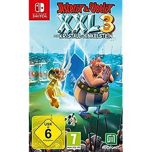 Asterix & Obelix XXL3 – Der Kristall-Hinkelstein – Standard-Edition [