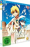 Magi - The Labyrinth of Magic - Box 1 [Blu-ray]