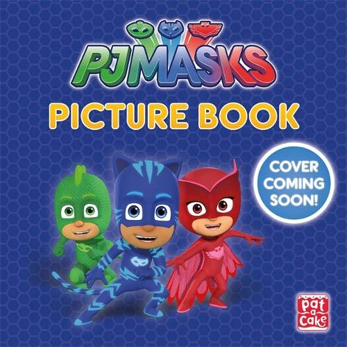 Mystery Mountain Picture Book: A PJ Masks picture book