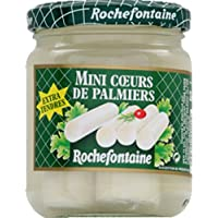 Rochefontaine Mini coeurs de palmiers Le pot de 228g - Prix Unitaire - Livraison Gratuit Sous 3 Jours