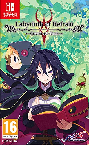 Labyrinth Of Refrain: Cov