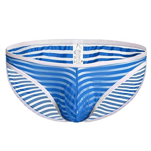 M-2XL Männer Strings Slips Herren Perspektive Underpants Unterhose Unterwäsche Briefs Underwear Panties Unterhosen Retroshorts CICIYONER