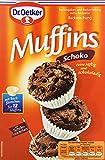 Dr. Oetker Muffins Schoko, 335 g