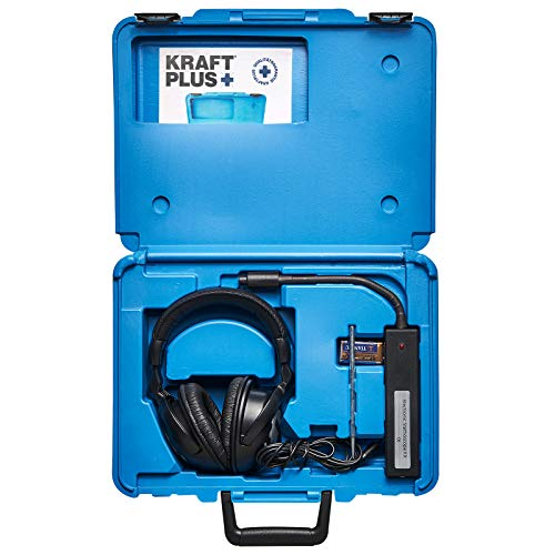 KRAFTPLUS® K.990-3500 Elektronisches-Stethoskop KFZ Motordiagnose / Fehlerdiagnose - 4-tlg.