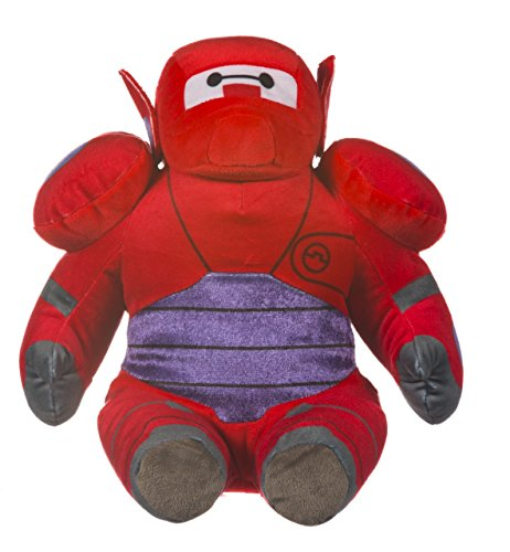 Big Hero 6 Baymax 12 Inch Armour-Up Soft Plush Toy