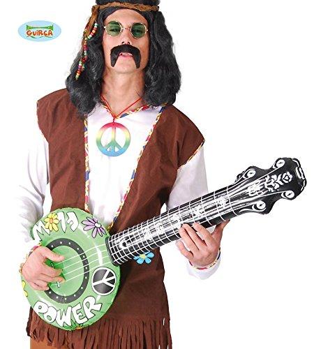 aufblasbare Banjo Gitarre ca. 83cm