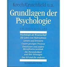 Grundlagen der Psychologie. Studienausgabe