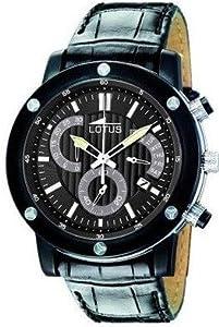 Lotus Vulcano 9993/4 Reloj Crono Hombre Nuevo Garantia 2 AÑos