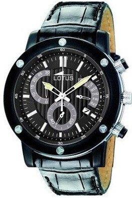 69a1e6c66b33 Lotus Vulcano 9993 4 Reloj Crono Hombre Nuevo Garantia 2 AÑos