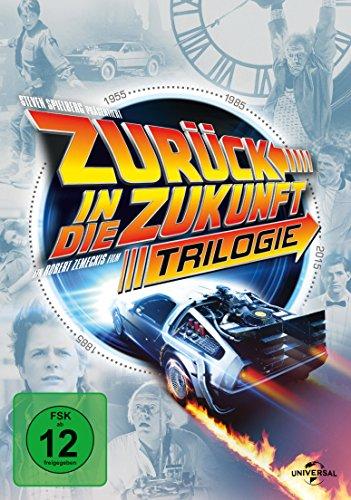 Bild von Zurück in die Zukunft - Trilogie (30th Anniversary Edition, 4 Discs)
