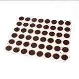 48pcs 25mm Runden Gummi Patches Für Fahrrad Fahrradreifen Innenrohr