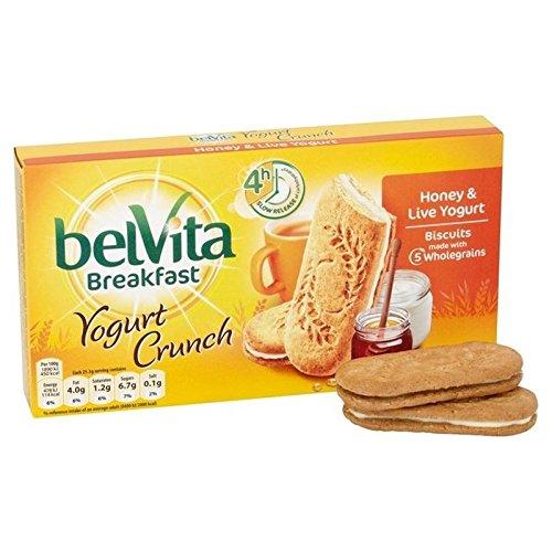 Belvita Petit Yogourt Crunch 253 Octies - Paquet de 6