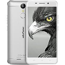 Ulefone Metal,Android 6.0,3050mAh gran batería,5.0 pulgada HD 1280*720 Píxeles,3GB RAM+16GB ROM,2MP+8MP cámara,MT6753 procesador Octa core 1.3GHz CPU,4g smartphone,astilla