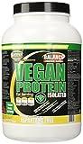 Hyper Vegan Protein  Proteine Vegane da Fonti Vegetali Rilascio Graduale, Gusto Cacao  gr750  - 1 Flacone