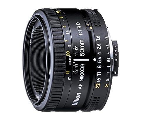 Nikon AF Nikkor 50mm 1:1,8D Objektiv (52mm Filtergewinde) (Nikon D2xs)
