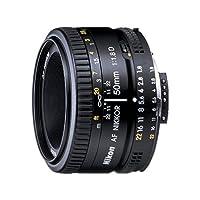 Nikon Nikor Lens AF Nikkor 50mm f/1.8D for Nikon DSLR Cameras