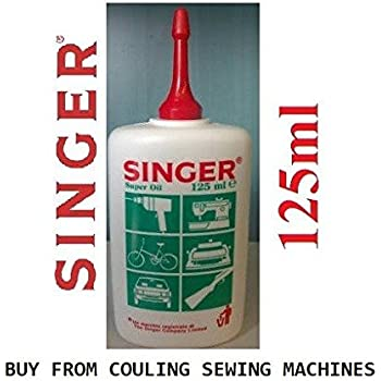 Singer' Oil Lubricant For The Mechanical Parts Of Appliances Amazon Delectable Singer Sewing Machine Oil Uk