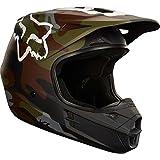 FOX Helmet V-1, Green Camo, Größe M