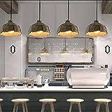 Pendelleuchte Betonlampe Textilkabel Beton-Hell Minimalistischen Modernen Hängelampe LOFT Hängeleuchte Innenleuchte 1*E27 Ø15.5cm Ø32cm [Energieklasse A+] (Beton-Hell, Ø32 cm)