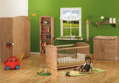 herlag kinderzimmer gebraucht kaufen nur 2 st bis 75. Black Bedroom Furniture Sets. Home Design Ideas