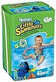 Huggies Little Swimmers Pannolino-Costumino, Misura 3 - 4 (7-15 kg), confezione da 2 x 12 pezzi