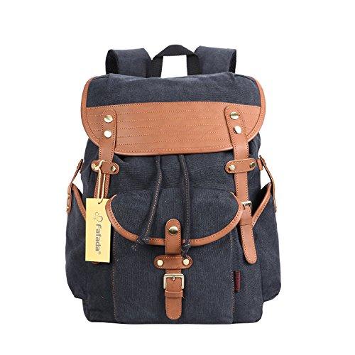 Imagen de fafada  saco de viaje hombre bolsa de deporte negro