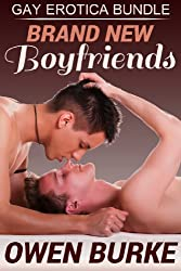 Brand New Boyfriends: Gay First Love Boxed Set