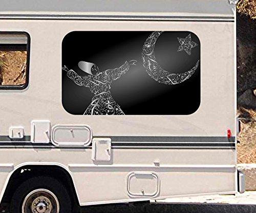 3d-autoaufkleber-derwisch-turkei-motiv-mond-stern-adha-schwarz-weiss-wohnmobil-auto-kfz-fenster-stic