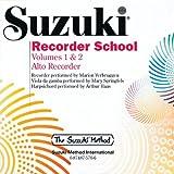 Suzuki Recorder School (Alto Recorder) CD 1+2: CD Alto Recorder (The Suzuki Method)