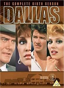 Dallas - Season 6 [DVD] [2007]