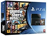 SONY CONSOLE PS4 500 GB + GTA V