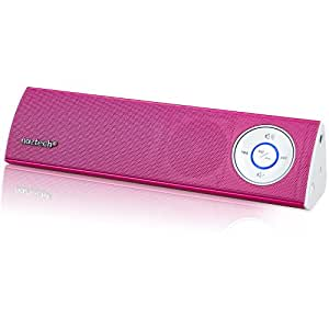 Naztech N35 Klub Bluetooth Stereo Speaker - Pink - Retail