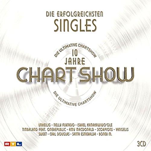 Die Ultimative Chartshow - Die erfolgreichsten Singles aller Zeiten (10 Jahre Chartshow) - XXL Fan Edition