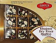 Bikaji Aslee Bikaneri Khajoor Dry Fruit Sweet Vegetarian Product, 500 g
