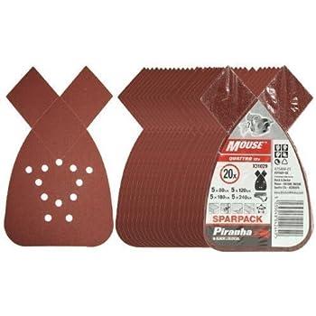 Flexible durable aluminium oxide sanding belts TK9K/® Power Tool Accessories Sanding Belts Sanding Belts 10mm x 330mm 5pk 60 Grit Fits all 10mm x 330mm sanders Fully resin bonded.