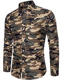 Amazon.es  camisa camuflaje hombre - 2XL  Ropa b856c034da9