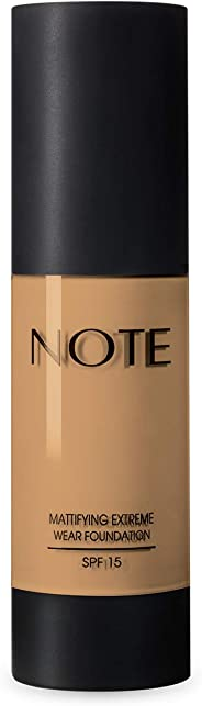 Note Mattifying Extreme Wear Foundation 04 - Sand