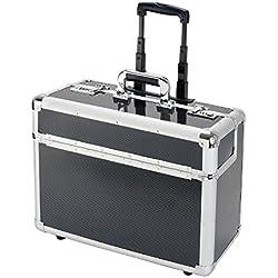 Alumaxx Koffer Alumaxx 45129-Pilotenkoffer C-2 48 cm 40 Liters Silber (Carbon) 8960120