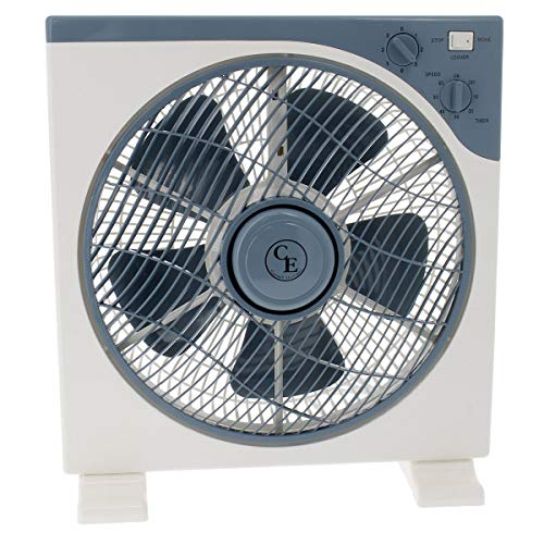 Ventilateur Box Fan Ø 30cm - 50W - Cornwall Electronics