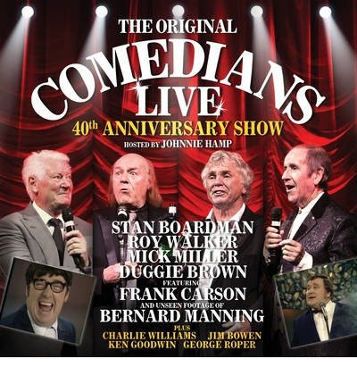 [(The Original Comedians Live: 40th Anniversary Show)] [Author: Roy Walker] published on (November, 2012)