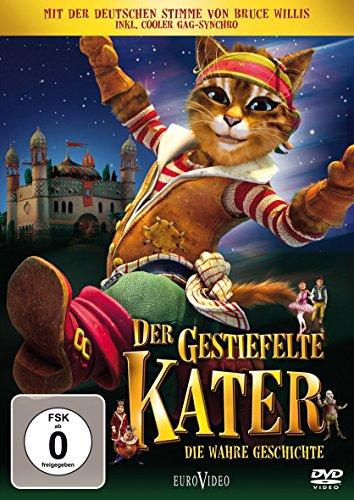 Der gestiefelte Kater - Die wahre Geschichte Shrek Dvd Von Amazon