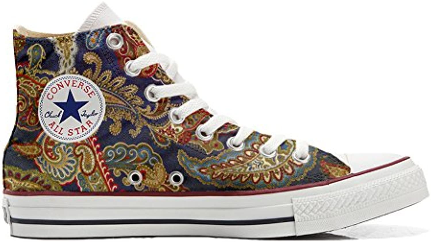 mys Converse All Star Customized Unisex   Personalisierte Schuhe (Handwerk Produkt) High Size 32 EU
