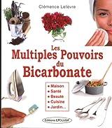 Les multiples pouvoirs du bicarbonate