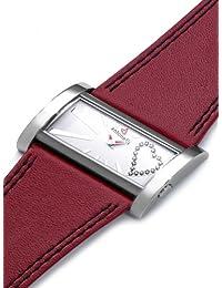 ANTONELLI 960037 - Reloj Unisex movimiento de cuarzo con correa de piel