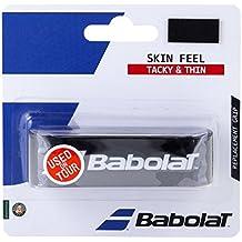 Babolat Skin Feel X1 Accessorio Racchetta, Unisex – Adulto, Nero, Taglia Unica