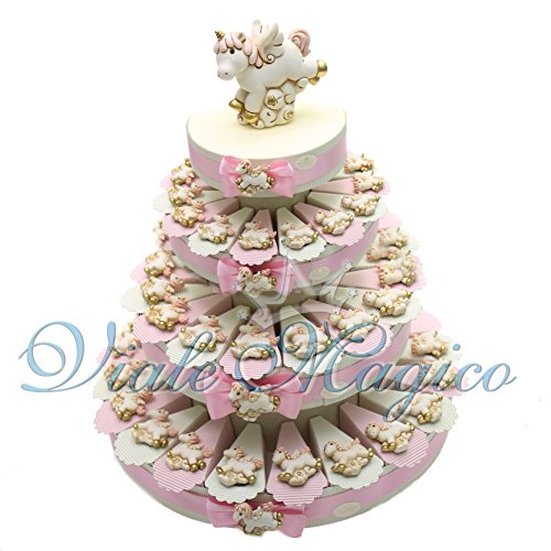 torta-portaconfetti-magnete-unicorno-rosa-60-pezzi