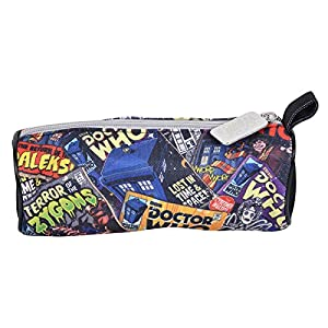 BBC Worldwide Doctor Who Comic Book Pencil Case from BBC Worldwide