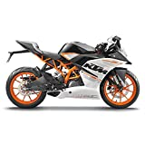#1: Maisto KTM RC 390 1/18 Diecast Toy Bike Model